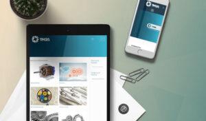 Website WordPress - Catálogo online