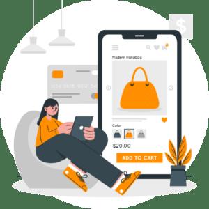 Criação de Loja Online em WooCommerce